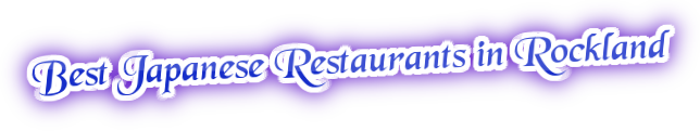 japaneserestaurantrocklandcountys